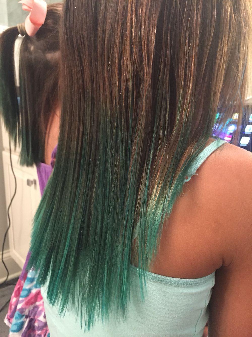 Kool-aid hair dye for girls: 3 packets blue raspberry ...