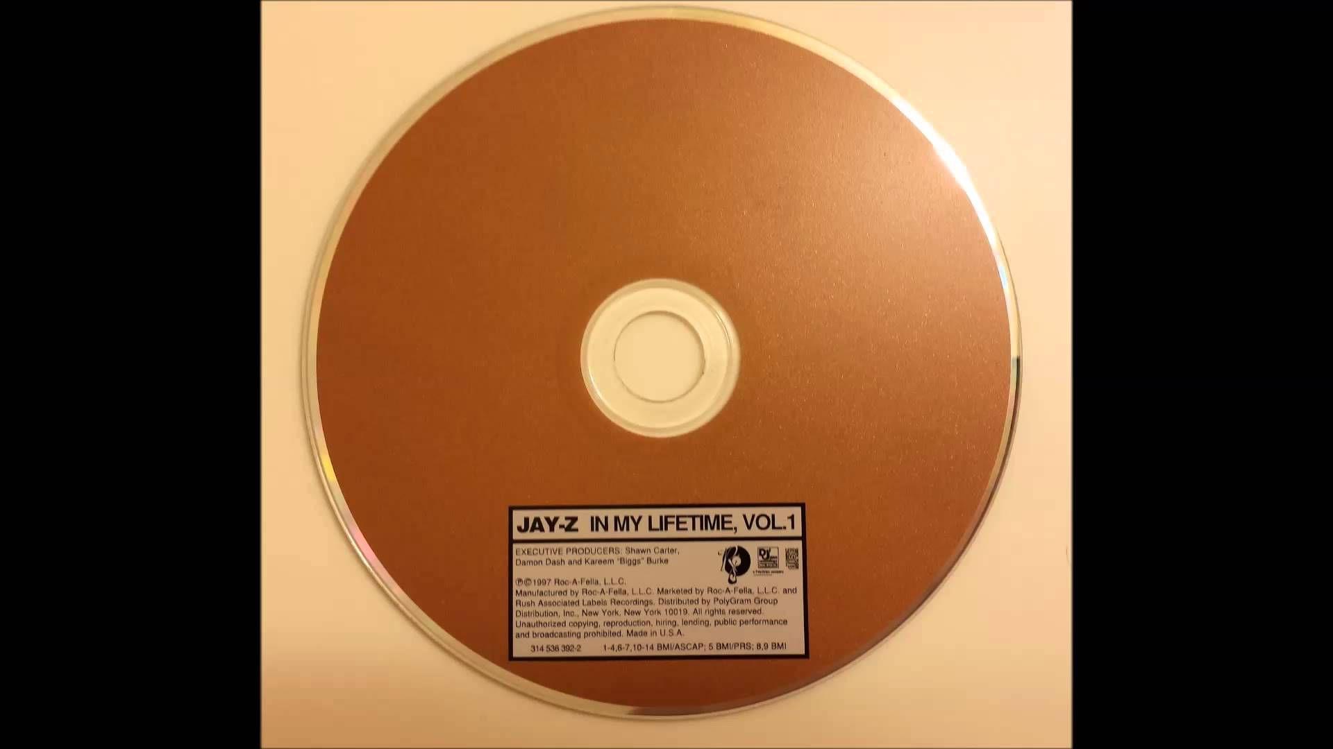 Jay Z In My Lifetime Vol 1 1997 Full Album Original Jay Z Youtube Jay