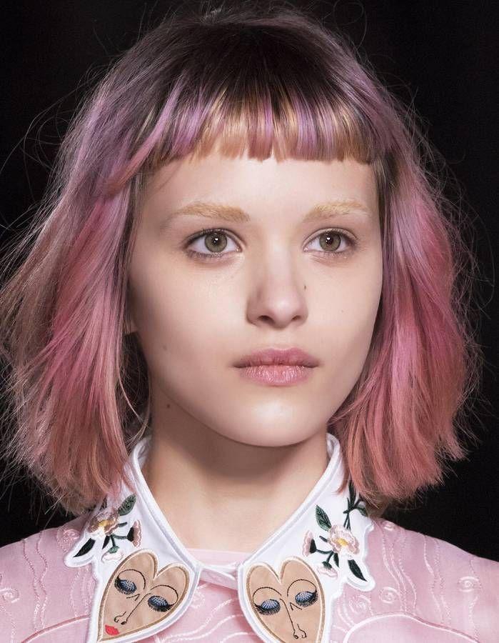 Frange Courte Droite Coiffures Hairstyles Pinterest Frange Courte Franges Et Cheveux