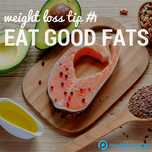 saturated fat good for weight loss
