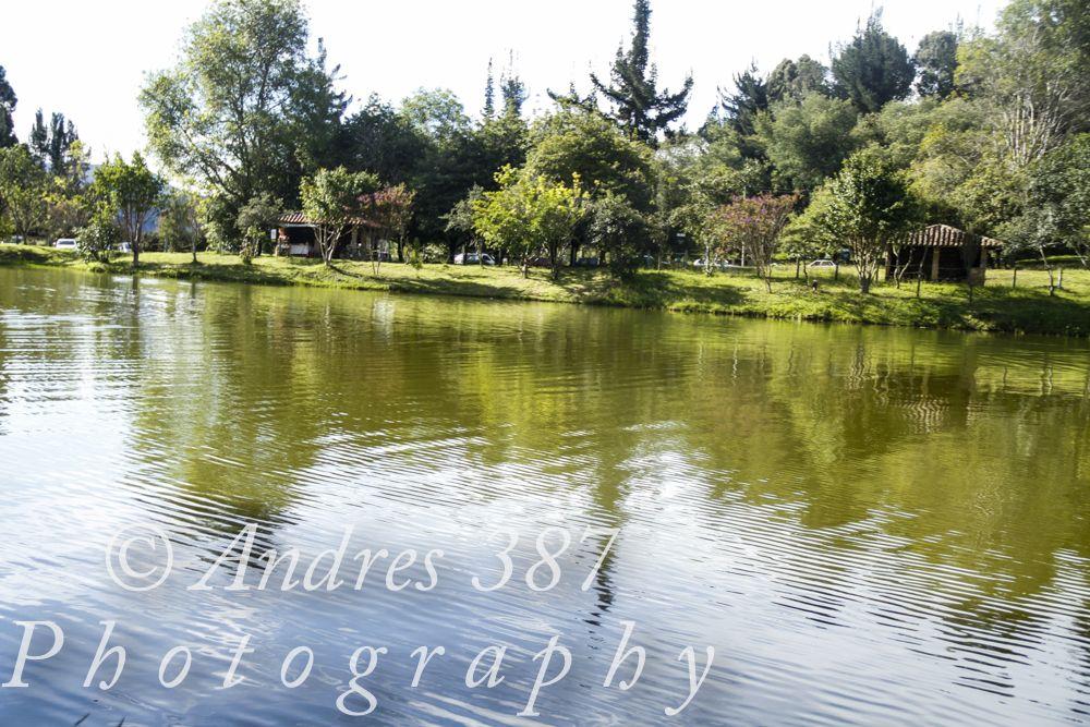 Lago  Piedras del Tunjo