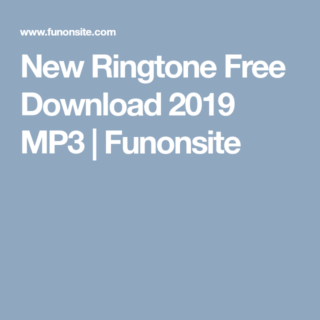 new sad song ringtone 2019 download mp3