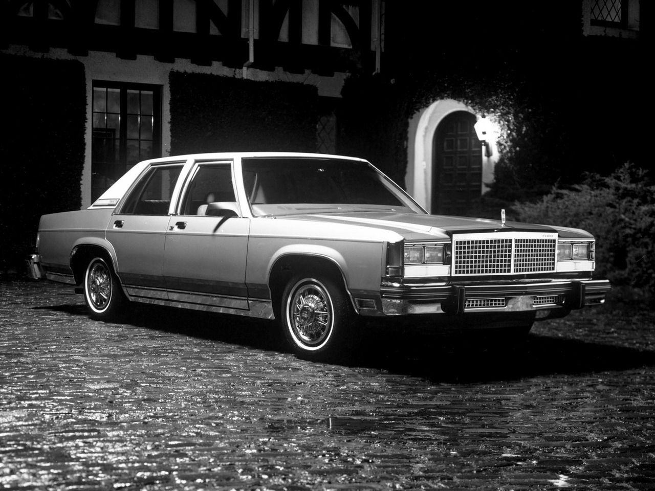 1979 Ford Ltd Ford Ltd Ford Sedan