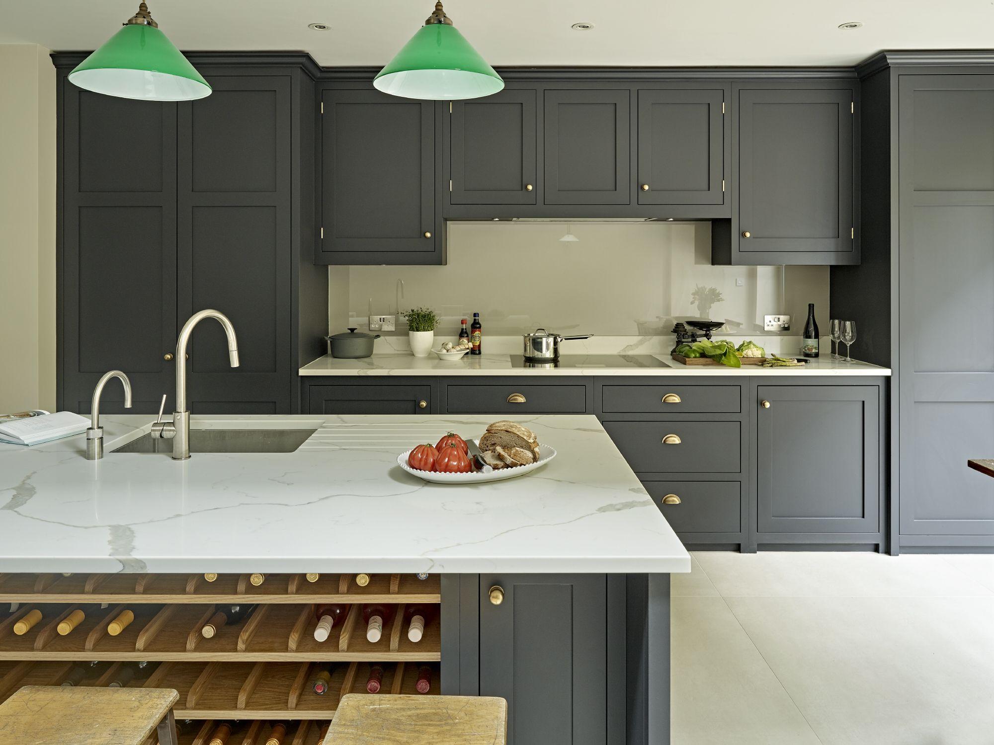 Best Kitchen Gallery: Battersea Kitchen Luxury Fitted Kitchens In Sw London Brass of Burnished Kitchen Cabinets on rachelxblog.com