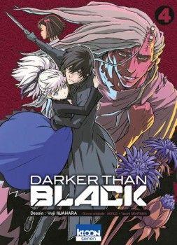 Darker than black tome 4