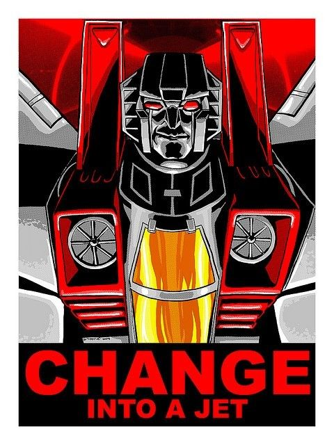 Time Doyle- Change Into a Jet