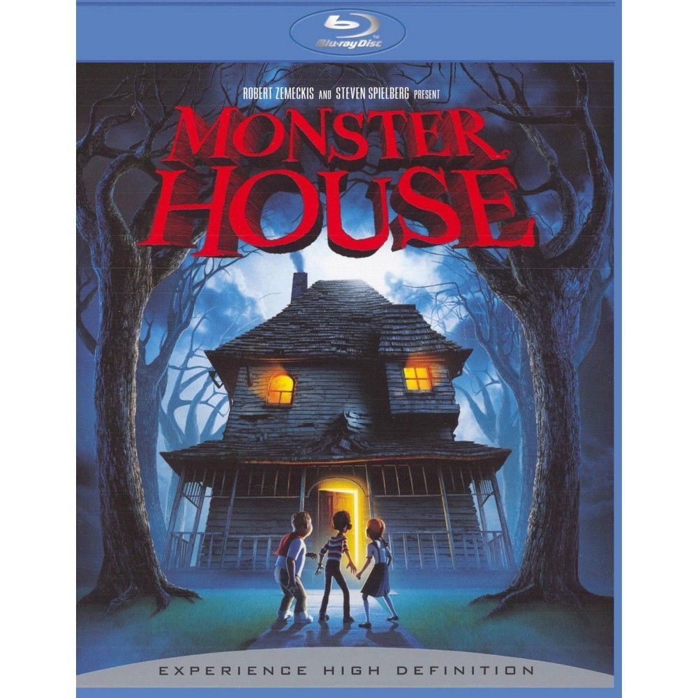 Monster House ( Kid movies, Monster house, Halloween movies