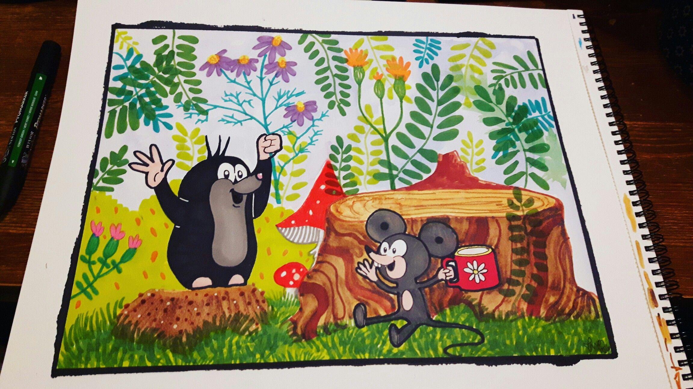 KRTEK ja hiiri