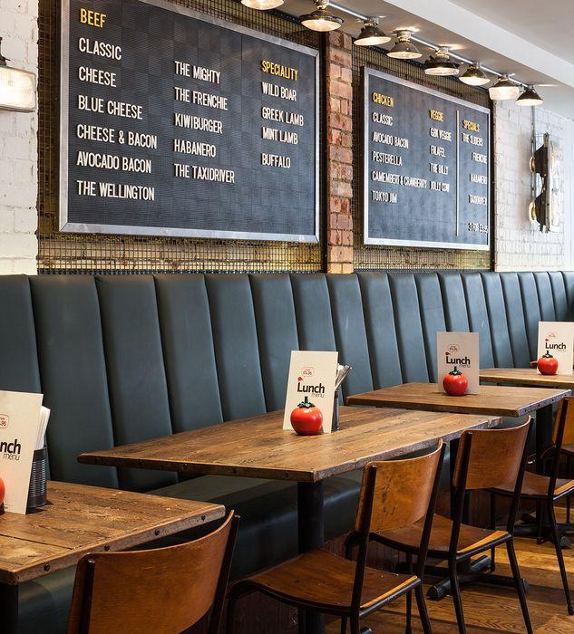 kleine zimmerrenovierung food design banquette, restaurant and bar design awards   restaurant ideas   pinterest, Innenarchitektur