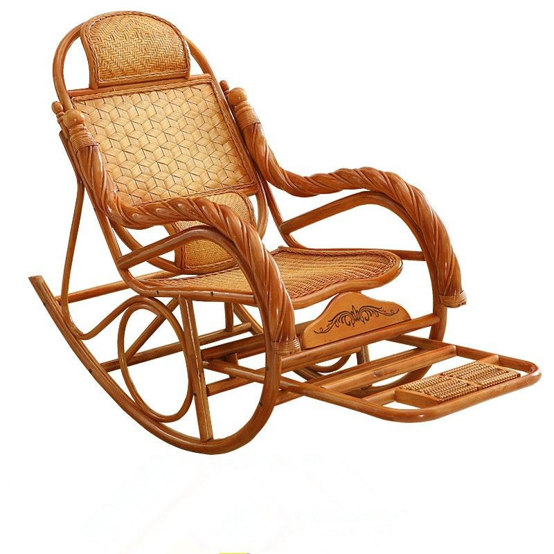 Cheap Rocking Chair, Buy Quality Armchairs Modern Directly From China  Modern Armchairs Suppliers: Luxury Adult Rocking Chair Rattan Wicker  Furniture China ...