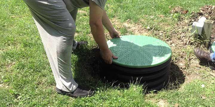 ¿Cómo funciona un pozo séptico (With images) Septic tank