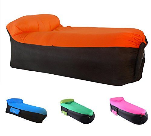 Mamble Inflatable Lounger Sofa Portable