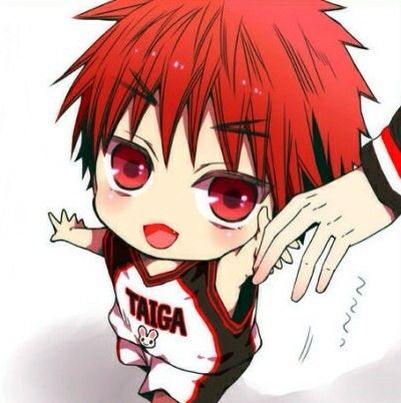 Kagami Taiga | Kuroko no Basuke | ♤ #anime ♤ Chibi