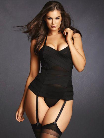 Designer lingerie plus size