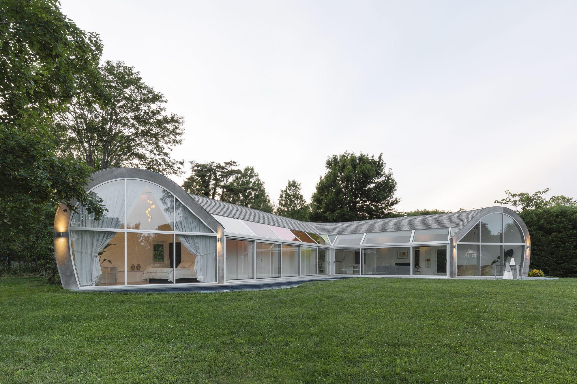 Cocoon house nea studio architecture amazing