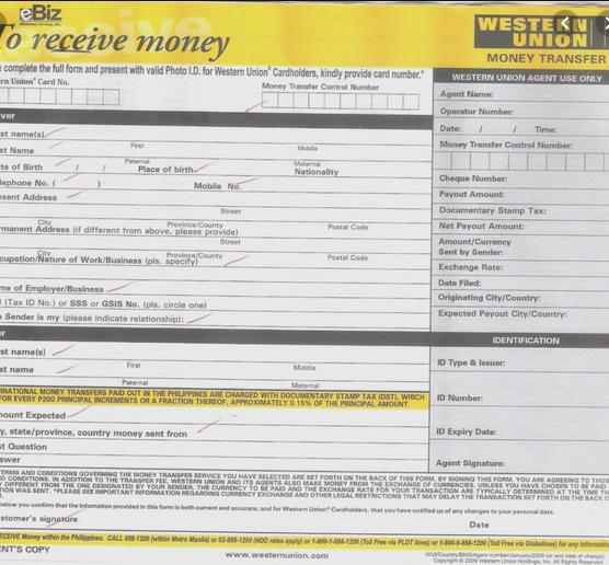 How To Flip Money Through Western Union