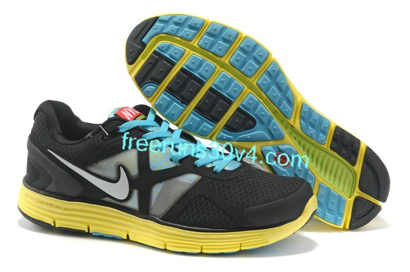 new product d4a0f 97c0b Buy Latest Listing Womens Nike Lunarglide 3 City Pack (Berlin) Black Blue  shoes Shoes Store   Nike Free Running Shoes   Pinterest   Nike lunarglide