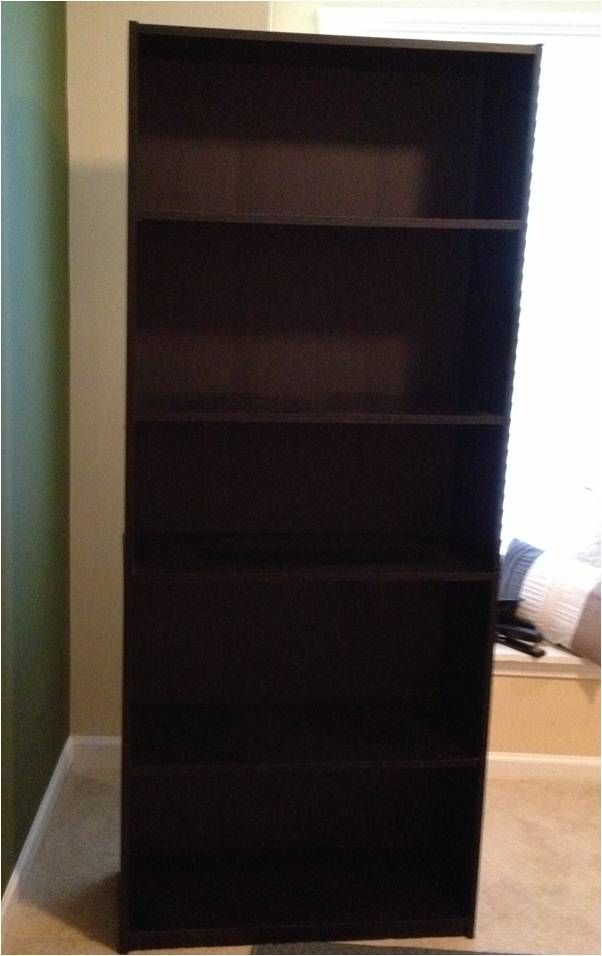 Simple+{and+Cheap}+DIY+Bookcase+Makeover!