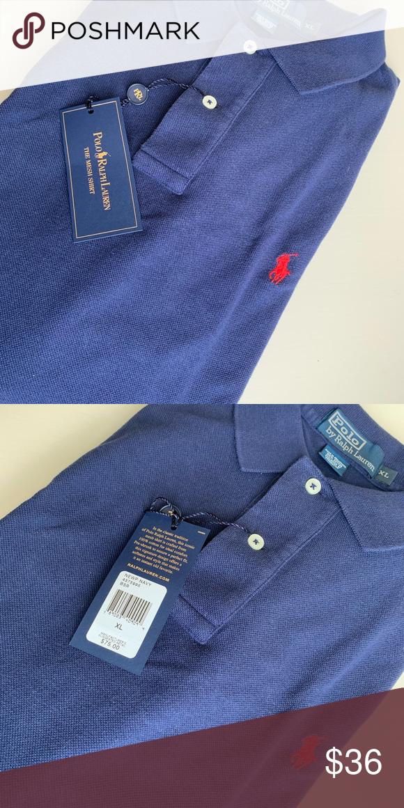 c025585a POLO Ralph Lauren Men's SS Knit shirt! Authentic POLO Ralph Lauren ...