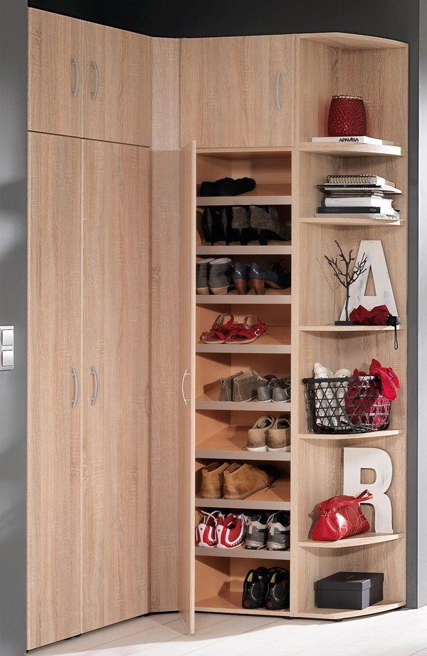 Corner Shoe Cabinet Shoe Storage Ideas Space Saving Furniture Ideas Shoe Cabinet Space Saving Furniture Furniture