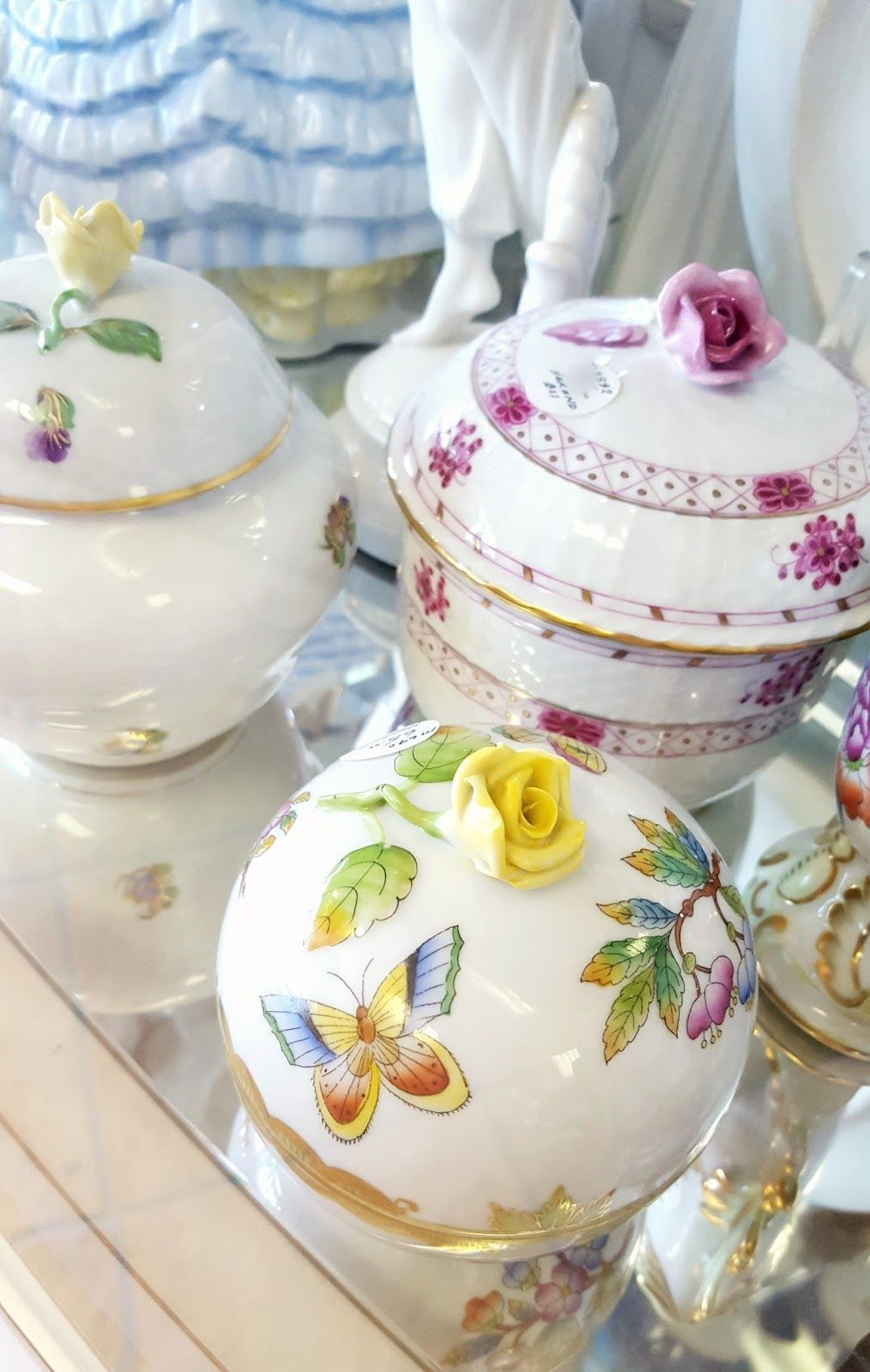 Jennelise: A Day with Heirlooms