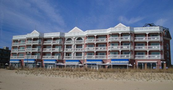 Boardwalk Plaza Hotel In Rehoboth Beach De Love This Place