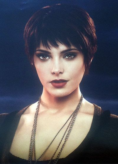 Ashley Greene Pixie Cute From Twilight Breaking Dawn Short Hair