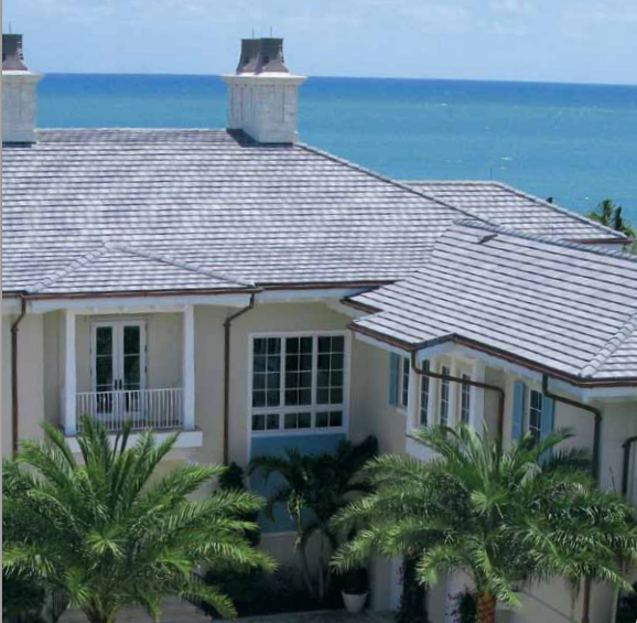Florida Tile Roof Not All Colors And Profiles Available In All Regions Check Www Eagleroofing Com For Availabi Flat Roof Extension Roof Extension Flat Roof