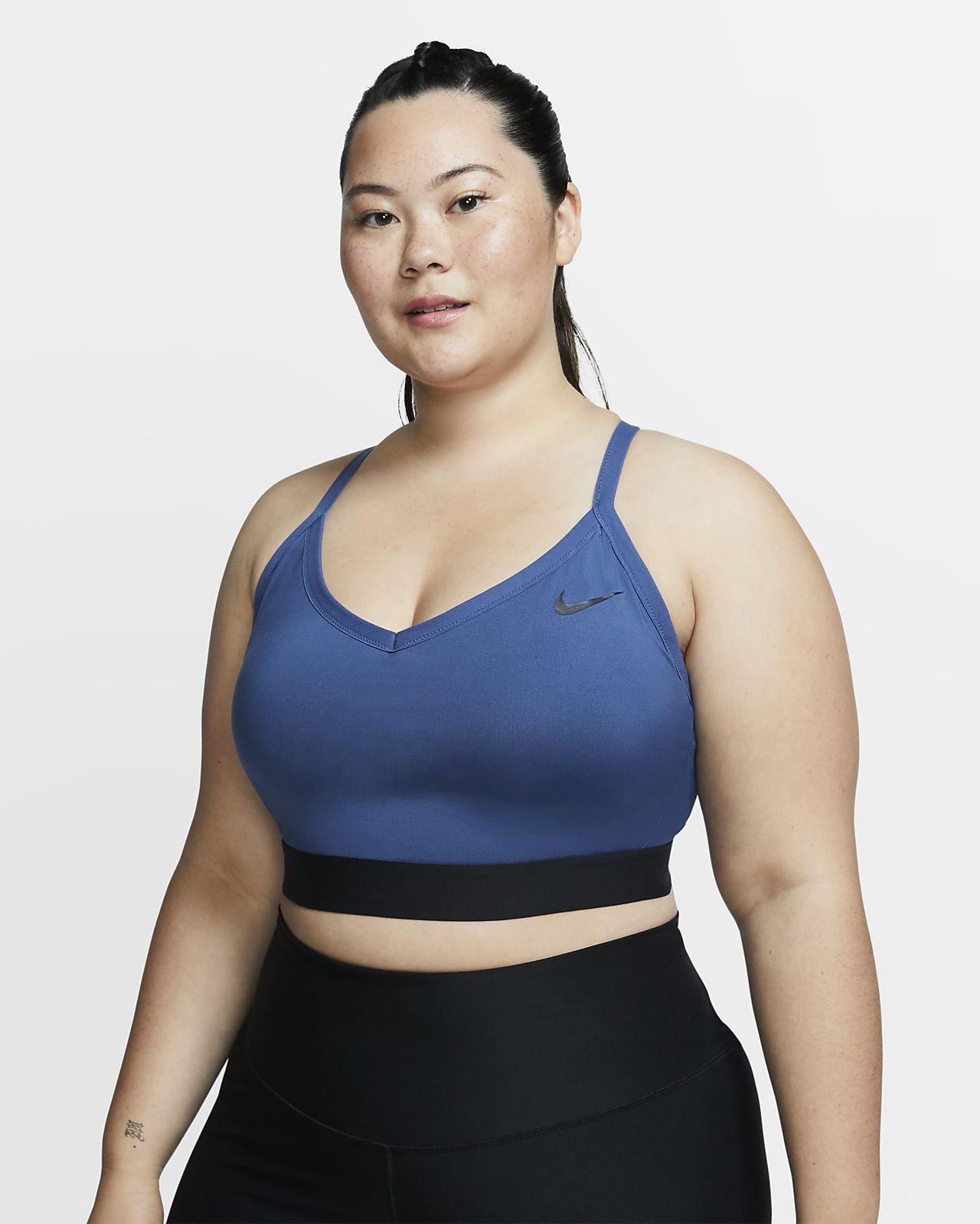 Nike Indy Women's LightSupport Sports Bra (Plus Size
