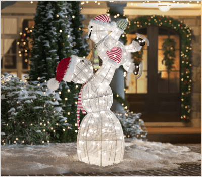 Home Depot Christmas Decorations For Outside In 2019 Christmas