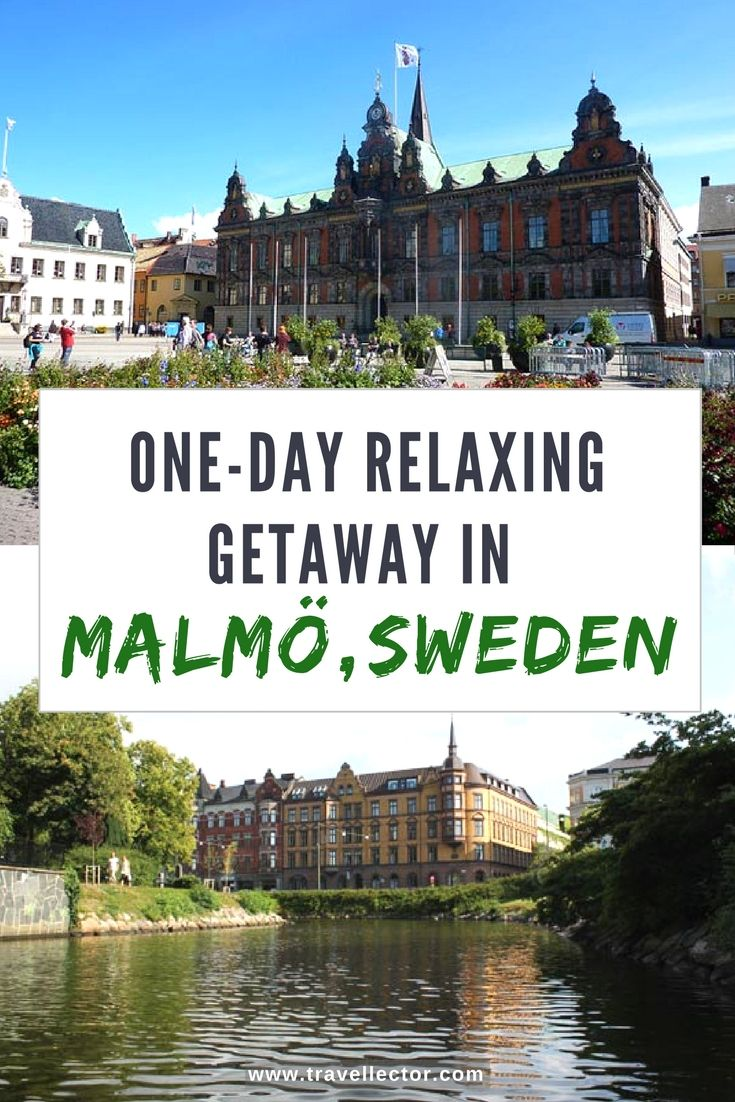 Things to Do in Malmö, the Perfect City for a Relaxing Getaway