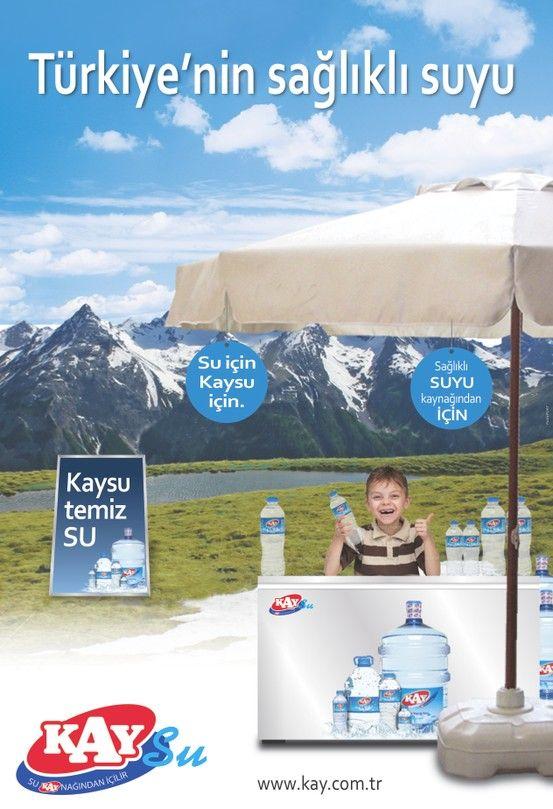 Kay Su - Türkiye'nin Sağlıklı Suyu
