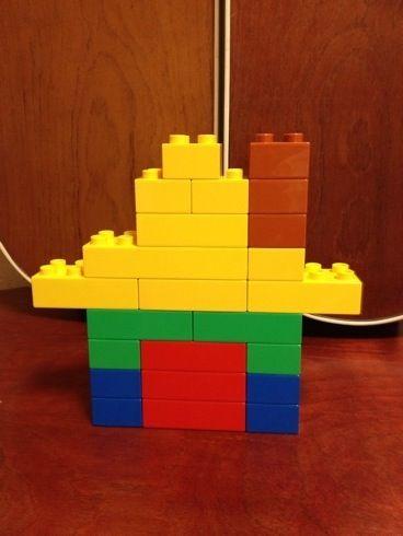 子供でも簡単に作れるレゴ デュプロ 作品集 デュプロ
