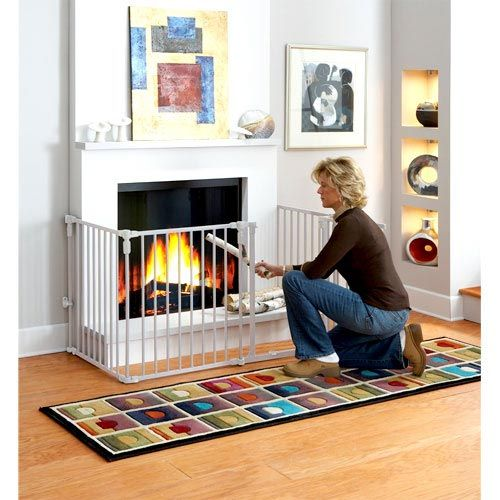 95 North State 3 In 1 Superyard Metal Portable Playard And Gate Walmart Com With Images Baby Proof Fireplace Baby Gates