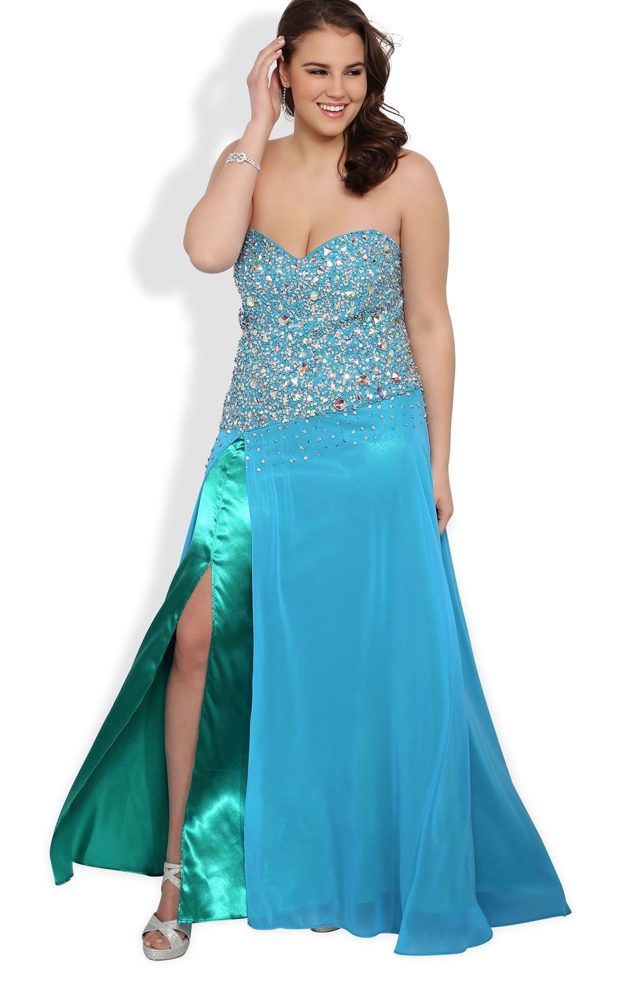 Debs Plus Size Homecoming Dresses | Huston Fislar Photography