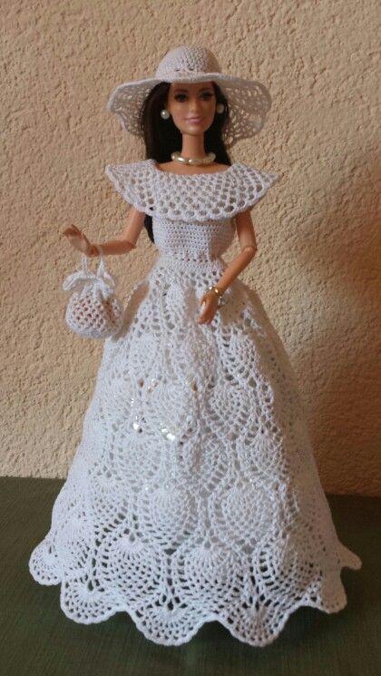 Pin von Gisela Noemi auf barbies | Pinterest | Barbiekleidung ...