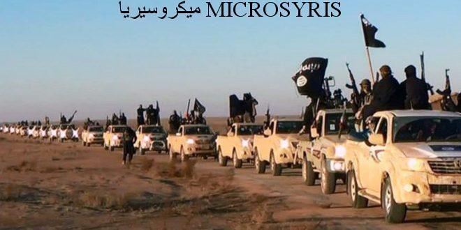 تنظيم الدولة ينقل أسلحة نظام الأسد إلى الأنبار العراقية