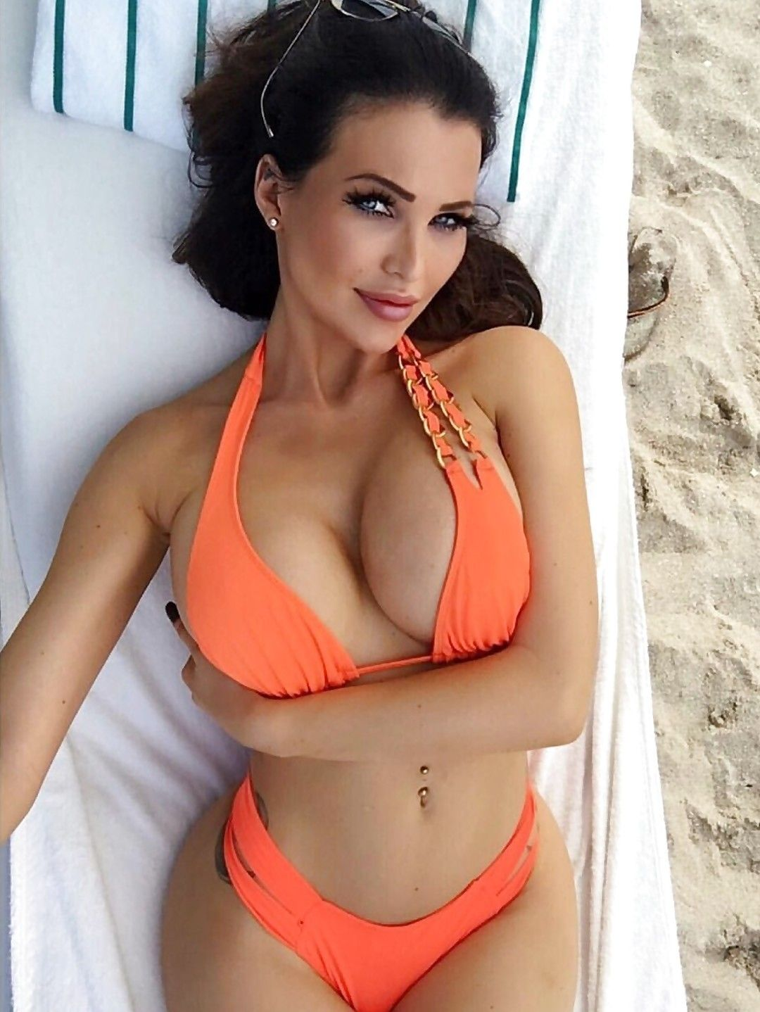 Bikini Helen de Muro nude (62 photo), Topless