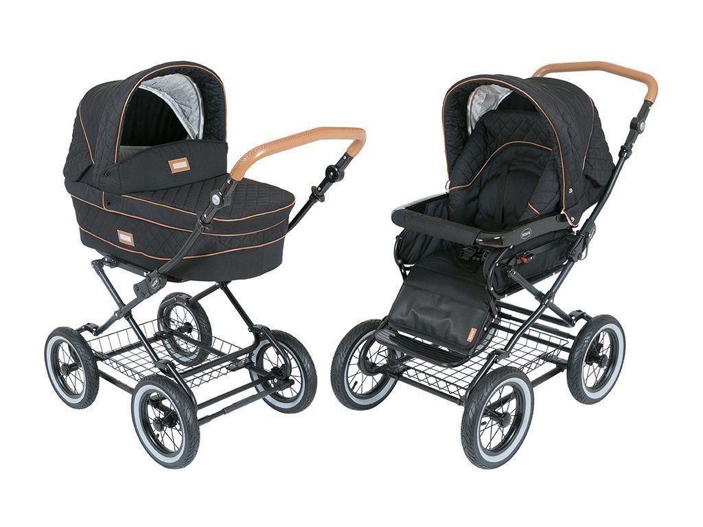 Dasalika Roan Kortina Luxury Edition Classic Pram Stroller