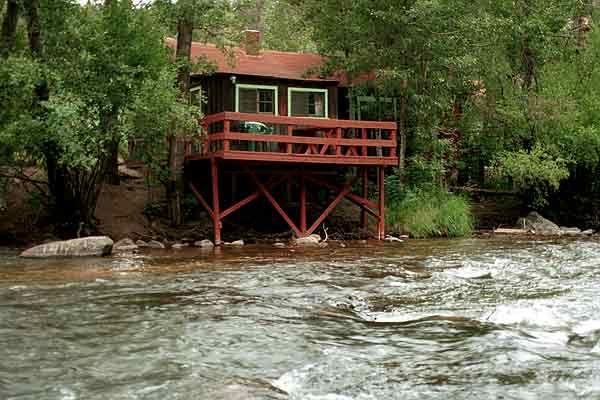 Loveland heights cottages in estes park colorado for Loveland co cabin rentals