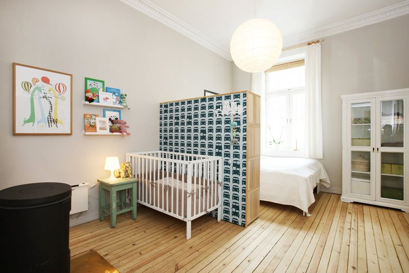 Sharing Bedroom With Baby Decor Ideas And Inspiration Shared