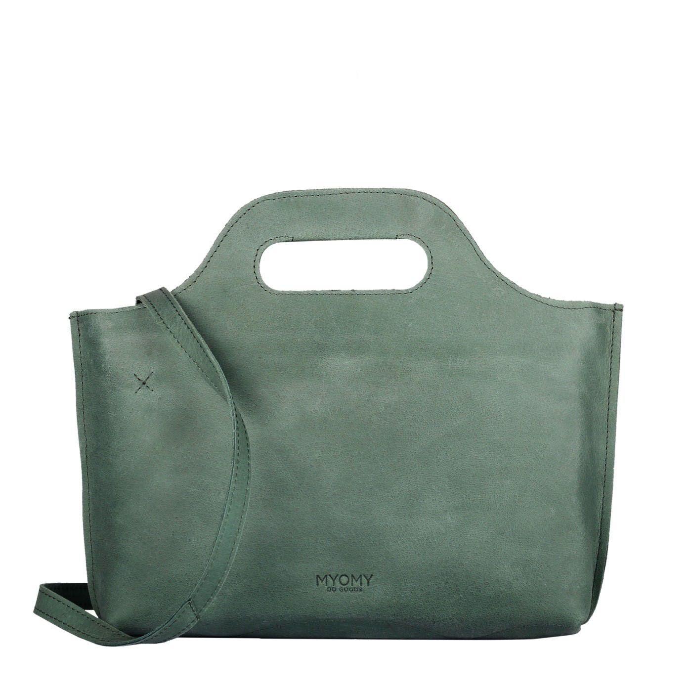 Mini tassen MY BAG Inspiratie hunter green forest CARRY RxH0EqwO