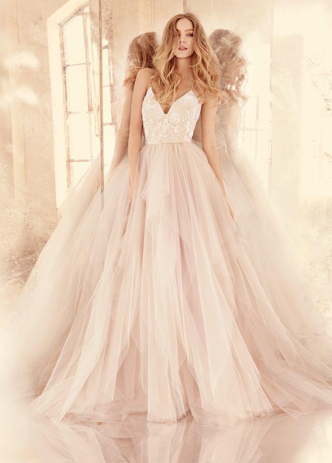 beauteous wedding dresses designer mermaid ball gown 2016-2017 ...
