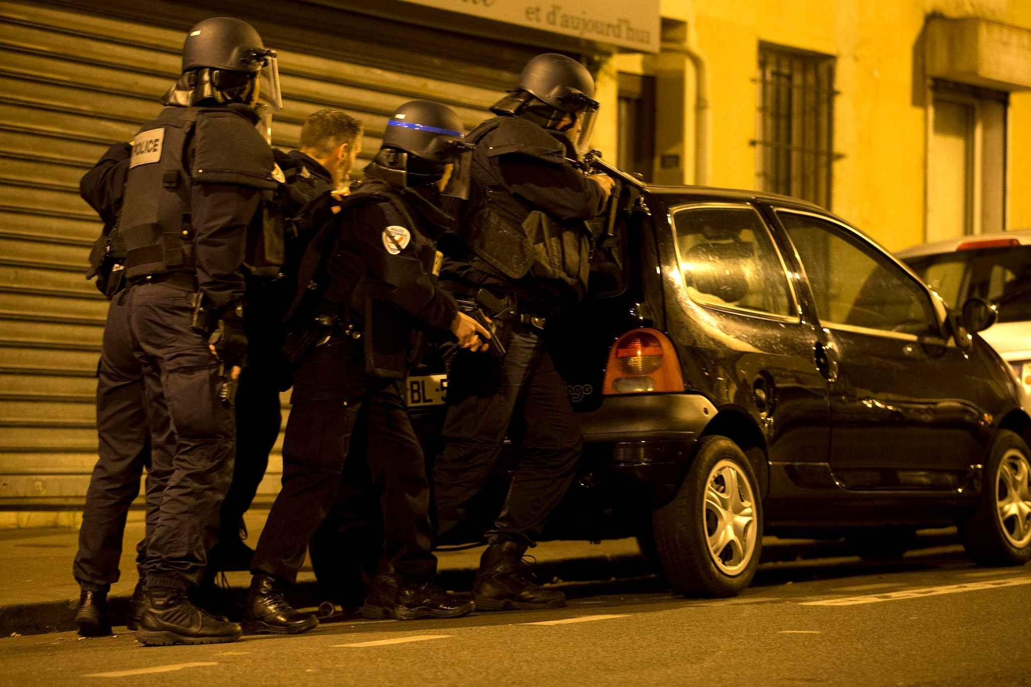 Paris Scènes de panique après une fausse alerte Paris