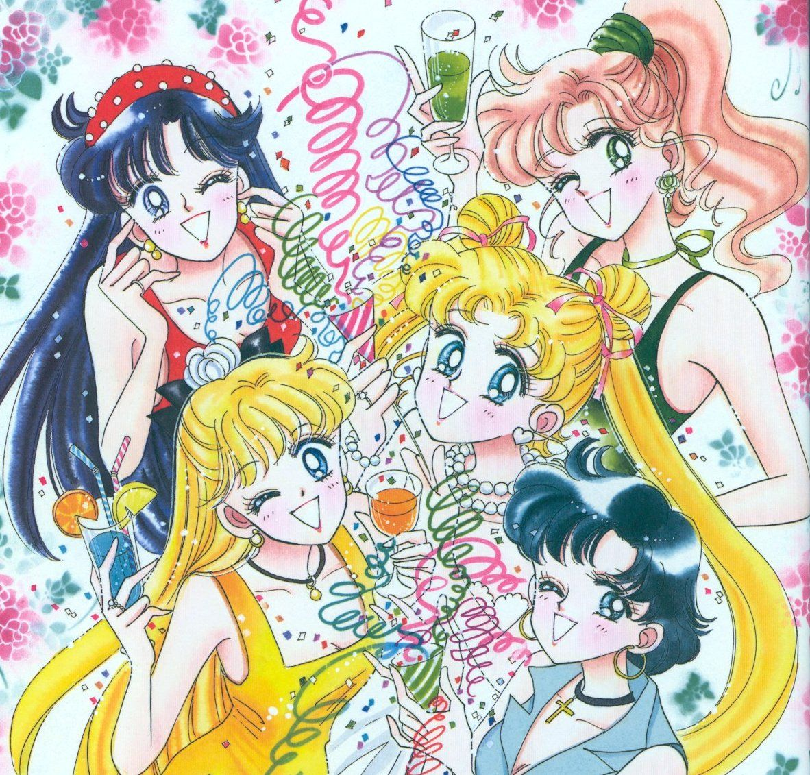 Sailor Moon Birthday Sailor moon fashion, Sailor moon