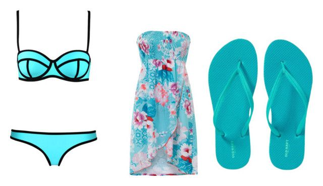 """""""Untitled #239"""" by princeton2001 on Polyvore featuring Milly, Accessorize and Old Navy"""
