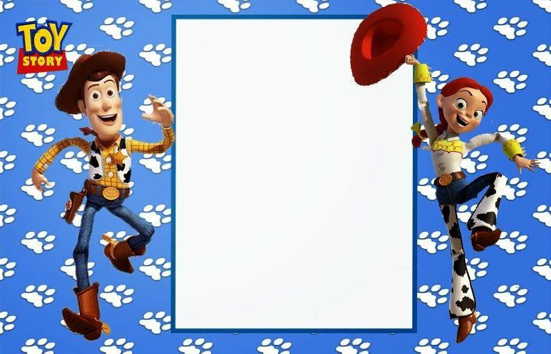 Toy Story Invitaciones Para Imprimir Gratis In 2020 Toy