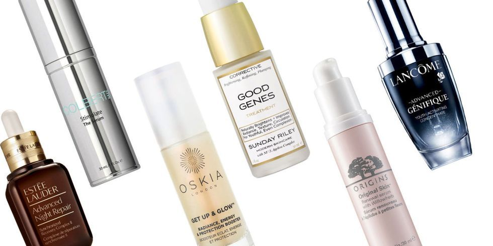 12 Best Face Serums For Healthier Skin According To Our Beauty Editors Best Face Serum Face Serum Best Face Products