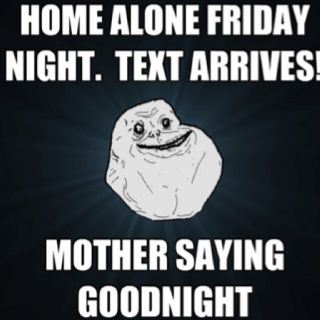 4ever alone hahahaha