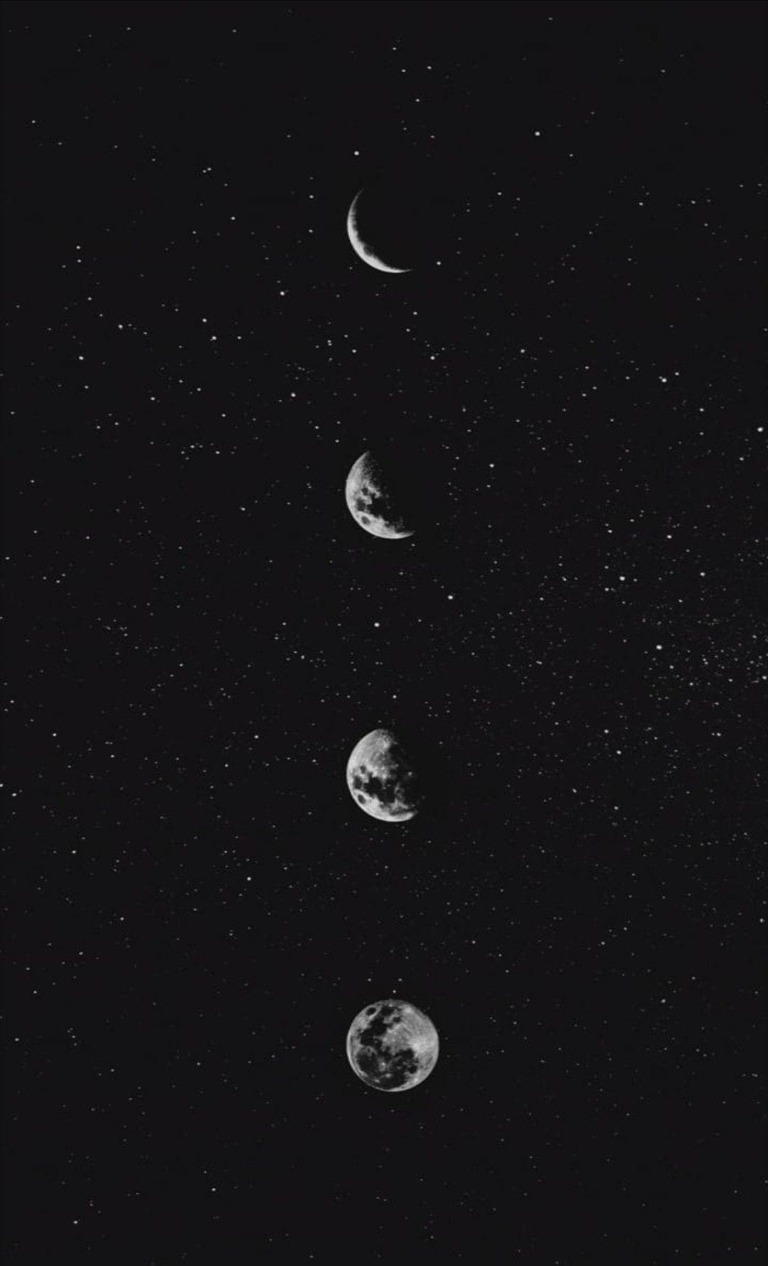 Moon Image By Indah Kwati
